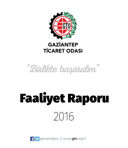 Faaliyet Raporu 2016