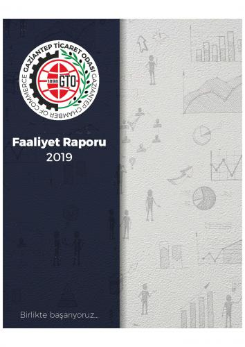 Faaliyet Raporu 2019